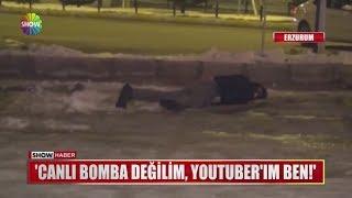 \Canlı bomba değilim, Youtuberım ben\