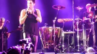 Queen + Adam Lambert - Crazy Little Thing Called Love, Moscow 7/3/12