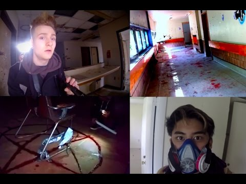 Top 20 Scariest Urban Experiences Videos