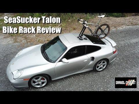SeaSucker falcon1 bike fork mount pick up 4 x 4 rack