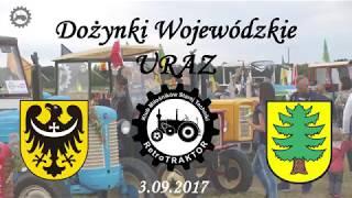 Dożynki Wojewódzkie w Urazie - Korowód - Klub RetroTRAKTOR