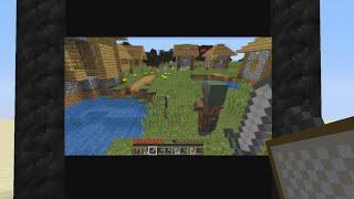 Watching Minecraft Video Files in Minecraft!