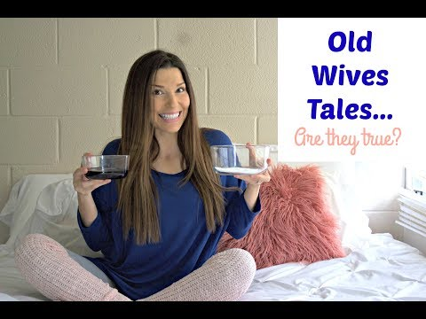 OLD WIVES TALES Gender Prediction