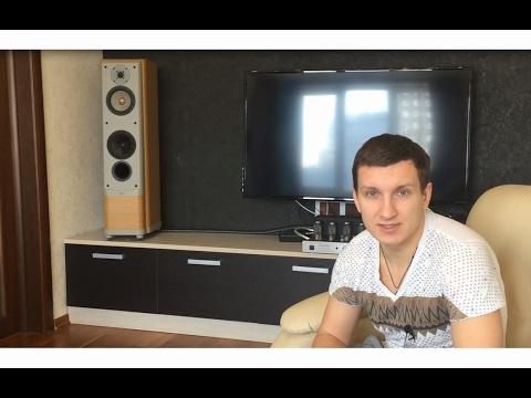 ОБЗОР акустической системы JAMO D870