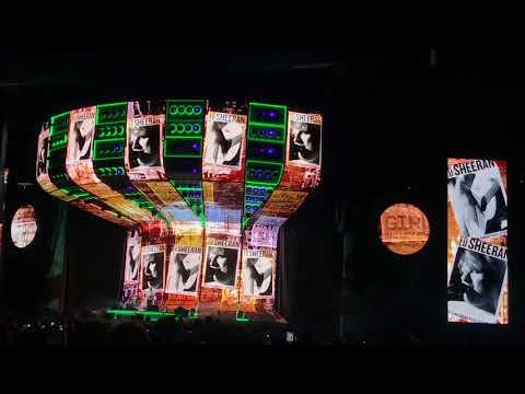 Ed Sheeran Divide Tour August 30,2018 Toronto