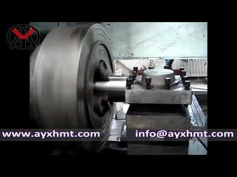 Numeric Control CNC Threading Lathe for Pipes