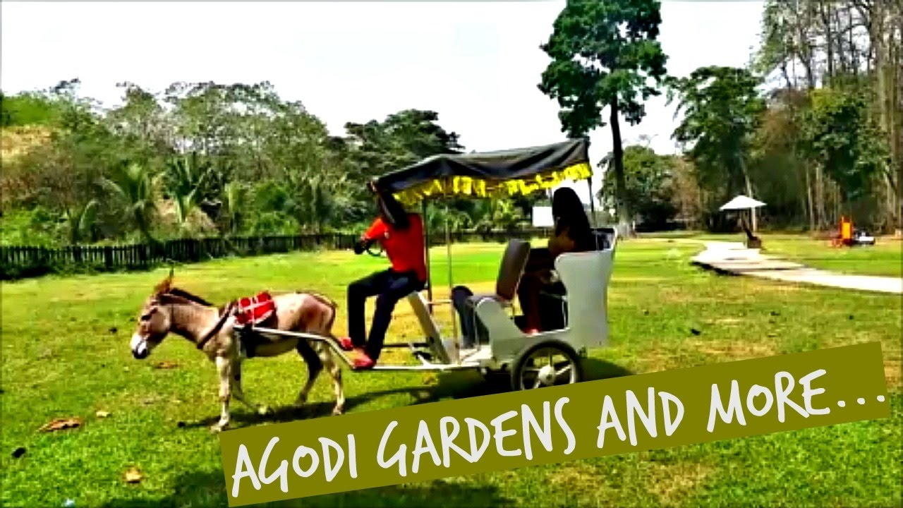WEEKEND IN IBADAN|| DAY 2|| AGODI GARDENS AND MORE