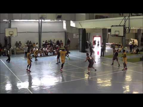 Michael Mount vs Durban High School 53-45  Part 1