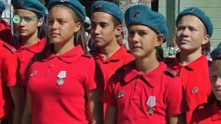 Открытие празднования 100 летия Джанкоя 2017