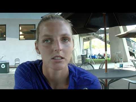 Kristýna Plíšková nejen o svém kuriózním zranění