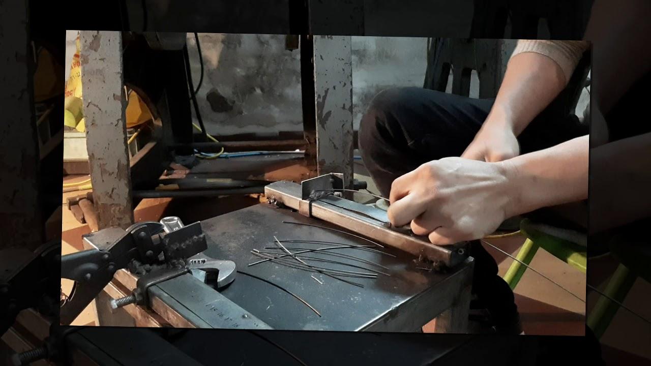 Alex-Sk™ – Cách cắt thép làm lưỡi câu lục