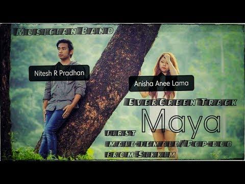 Anisha & Nitesh Feat. Urban Inc.- Maya [Official Music Video]