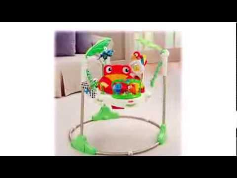 Fisher Price Rainforest Jumperoo Baby Bouncer | K6070
