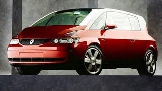 Concept Renault Avantime