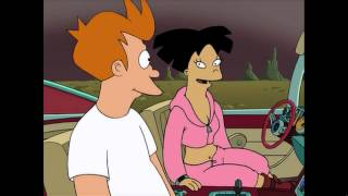 When you really hit it off - Stuff and Junk - Futurama Fry & Amy