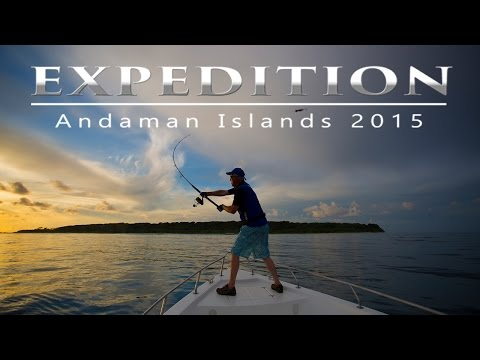 Popping & Jigging Andaman Islands Expedition 2015 Trailer
