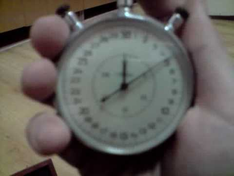 ANTIQUE-chronometer