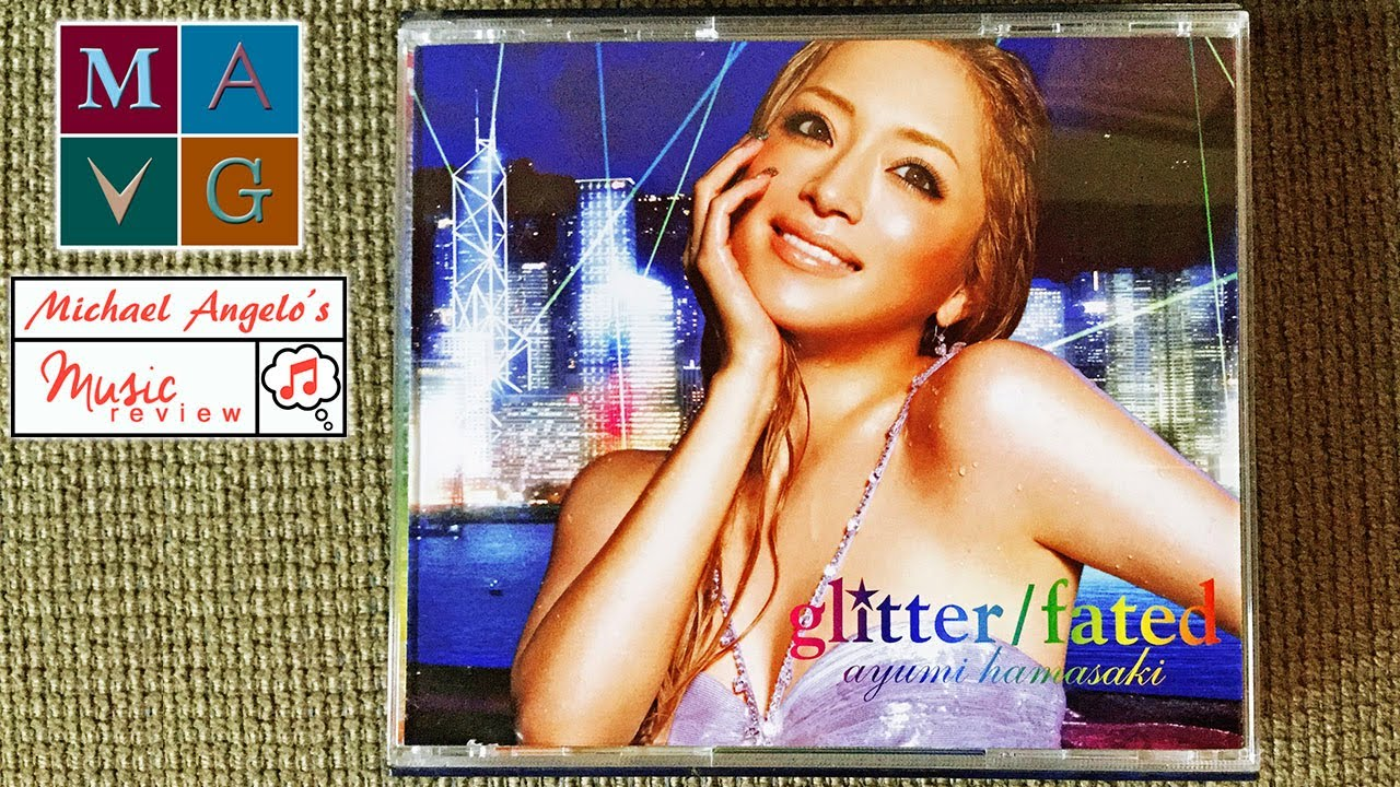 ♬Music Review 〜 glitter/fated...