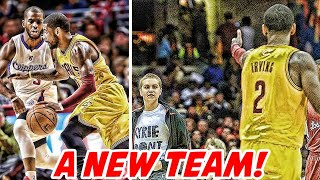 THE NEW TEAM KYRIE IRVING WANTS TO BE TRADED TO! | NBA News