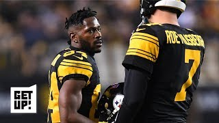 Without Antonio Brown, are the Steelers still the class of the AFC North?| Get Up!