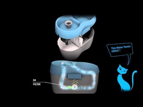 CatH2O Pet Water Feeder(English)