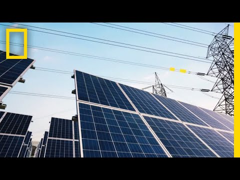 What is Solar Power? | National Geographic