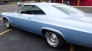 1965 Chevrolet Impala -SUPER SPORT-NUMBERS MATCHING-RUST FREE SOLID DRIVER- FOR SALE