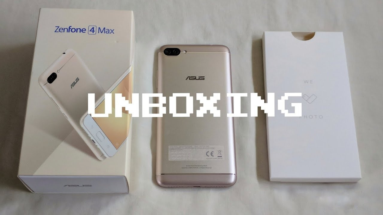 asus zenfone 4 max unboxing youtube. Black Bedroom Furniture Sets. Home Design Ideas
