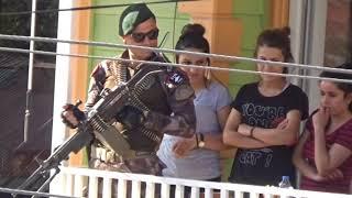 Mehter Takımı Çukurca'da konser verdi