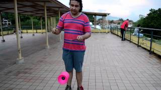 how to play diabolo