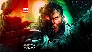 EATBRAIN Podcast 057 By AKOV Neurofunk Drum Bass Mix