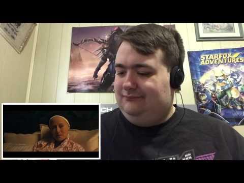 saint maud trailer #2 reaction