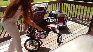 Jogger Click Connect Stroller Review
