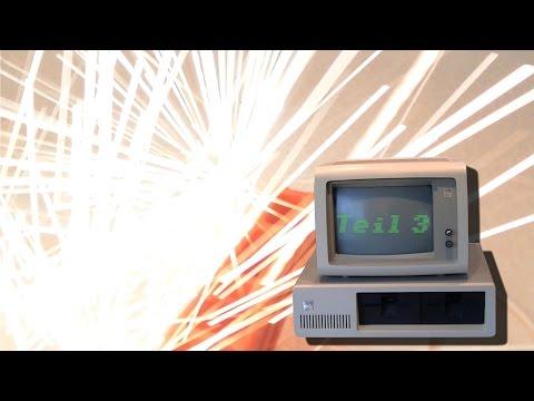 Abenteuer IBM 5150 (Teil 3: Knall, Bums und alles funktioniert sofort!)
