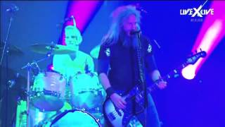 Mastodon- Intro+Tread Lightly (live at Rock in Rio)