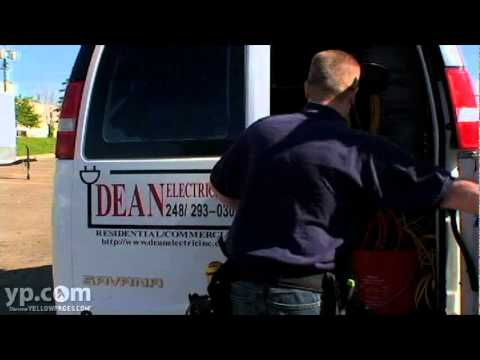 Rochester Hills Electricians Dean Electric, Inc.