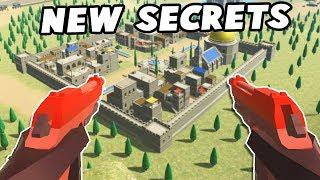 NEW Secret Weapons!  Akimbo & SUPER AA-AA!  (Ravenfield Beta Gameplay New Update Secrets)