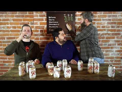 Beer Me Episode 104 - Rainier Review