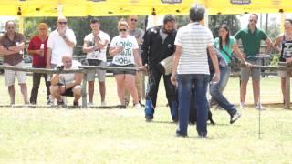 Ztp Rottweiler Club Italiano  Capena ( Roma)  06 2014 - Video Niferre