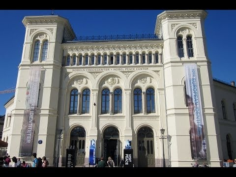 Oslo Town Hall and Nobel Peace Center