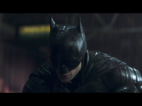 The Batman - DC FanDome Teaser