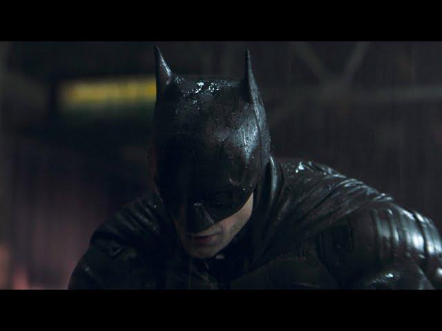 The Batman - DC FanDome Teaser