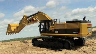 Heavy Equipment Excavator for digging | The Excavator Song | blippi videos