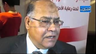 ناجى الشهابى رئيس حزب الجيل من يطالب بتأجيل الانتخابات هو ليس مصرى