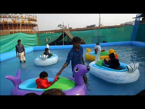 special jhula for kids [gwalior mela 2017]