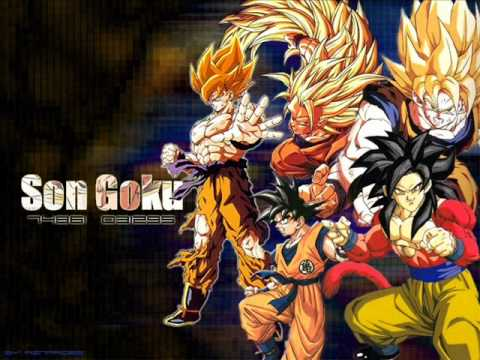 DragonBall Z Opening   Rock the Dragon Extended Version HQ