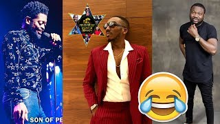 Bovi Basketmouth Buchi blasts Nigeria39s Wealthy Men like Femi Otedola Dangote Ben Murray Bruce