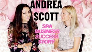 Parenthood Lifestyle with DT - Ep.07 SPA Business Success Story   Working Mom Andrea Scott of SKOAH