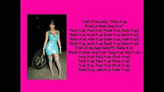 Rake it up (lyrics