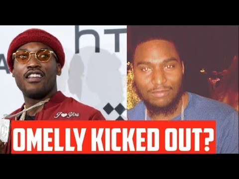 MEEK MILL KICK OMELLY OUT of Dream Chasers after FIGHT 'You Never Cared About My Career'